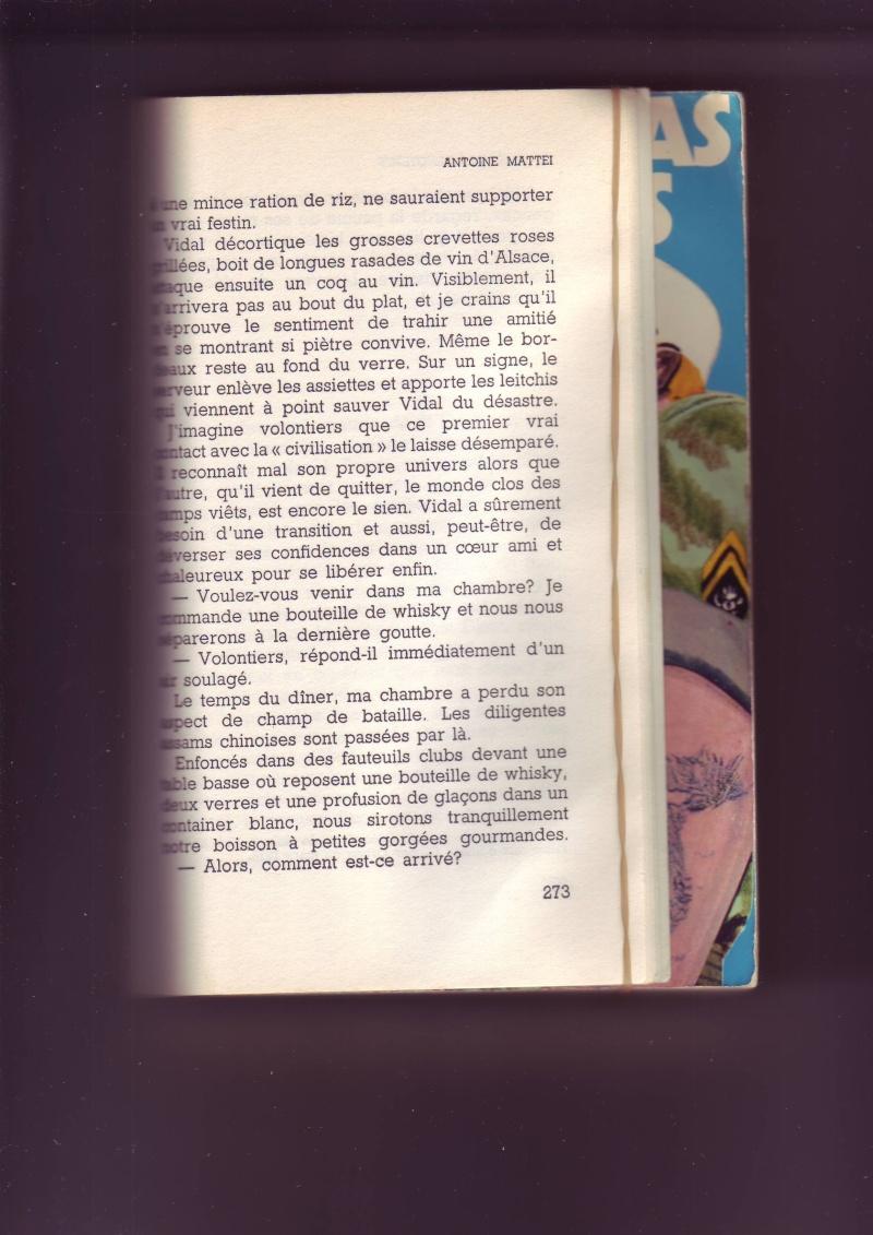 """Mémoire du Lt-Colonel MATTEI """" Tu survivras Longtemp"""" - Page 3 Image136"""