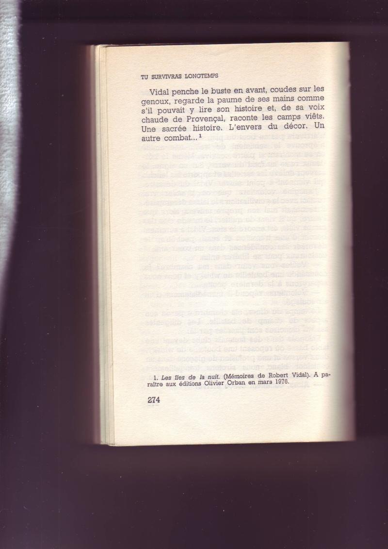 """Mémoire du Lt-Colonel MATTEI """" Tu survivras Longtemp"""" - Page 3 Image137"""