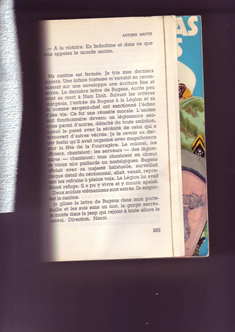 """Mémoire du Lt-Colonel MATTEI """" Tu survivras Longtemp"""" - Page 3 Image146"""