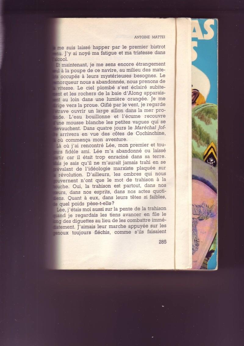 """Mémoire du Lt-Colonel MATTEI """" Tu survivras Longtemp"""" - Page 3 Image148"""