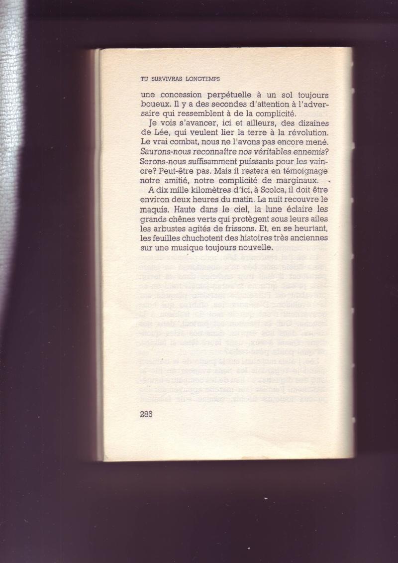 """Mémoire du Lt-Colonel MATTEI """" Tu survivras Longtemp"""" - Page 3 Image149"""
