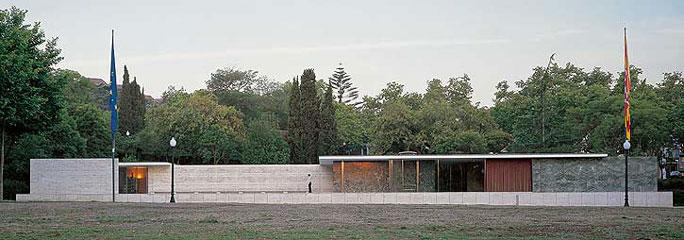 Pavillon Mies Van der Rohe, Barcelone - Espagne 477_2c10