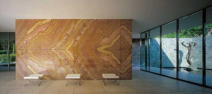 Pavillon Mies Van der Rohe, Barcelone - Espagne Ccc10