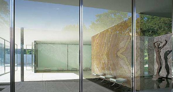 Pavillon Mies Van der Rohe, Barcelone - Espagne Ddd10