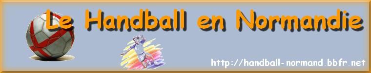 Le Handball en Normandie