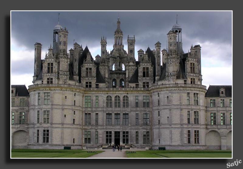 Chateau de Chambord Week_e10