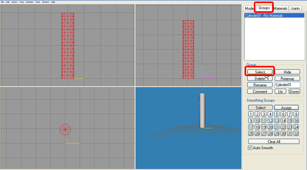 [Apprenti] Créer une colonne torsadée 215