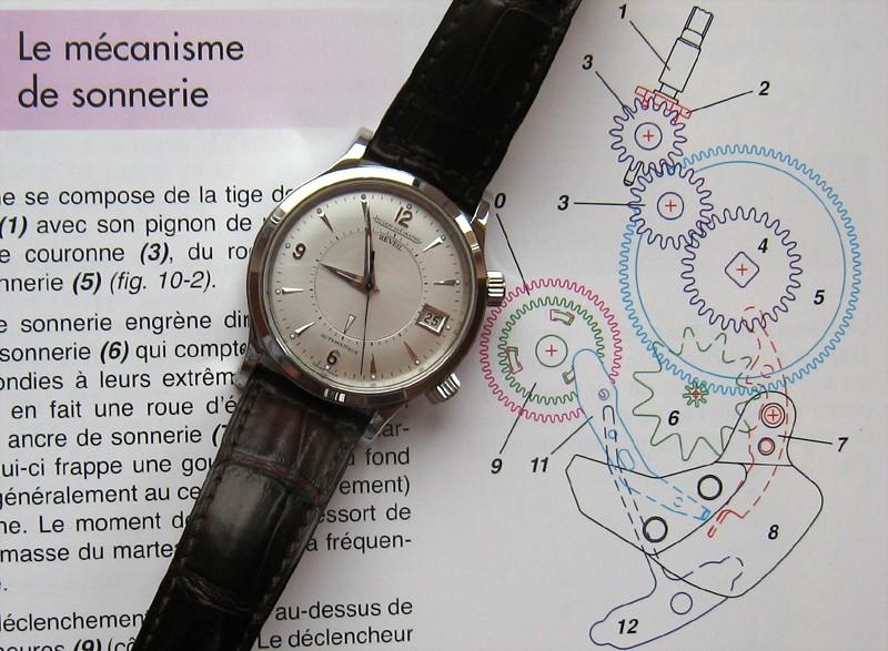 reveil - Les montres réveil de FAM Jlc-mr11