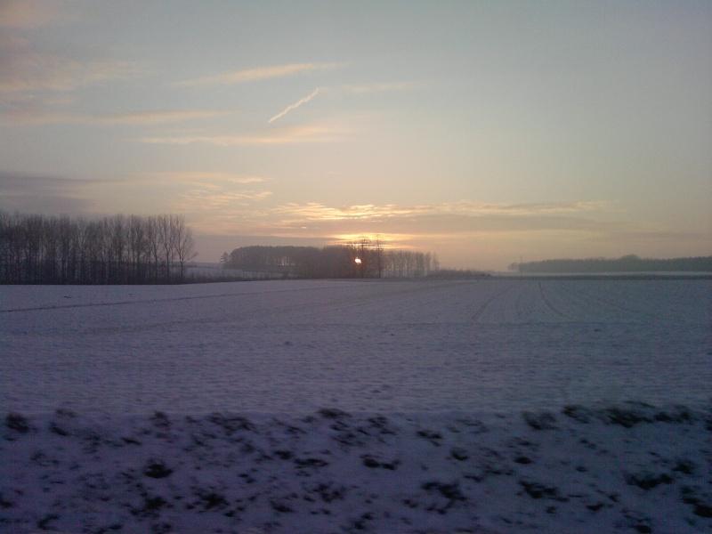 De la neige pour les prochains jours et durant cet hiver. P0401110