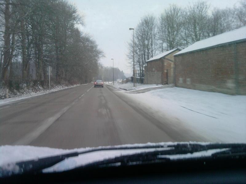 De la neige pour les prochains jours et durant cet hiver. P0401113