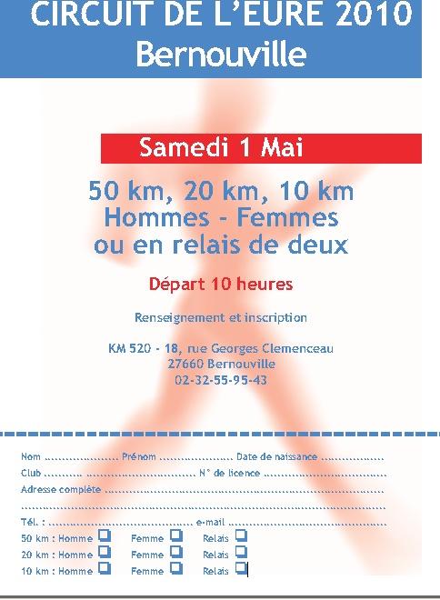 le 1 mai dans l'eure bernouville L_eure10