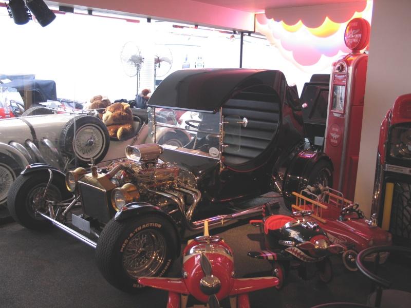 Le café du cirque... Garage10