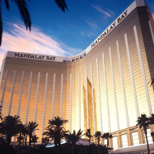 Luxor, Mandalay Bay & MGM Grand à Las Vegas, Nevada - Etats-Unis Mandal12
