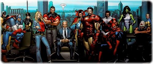 X_Men Et le Monde Du Comics
