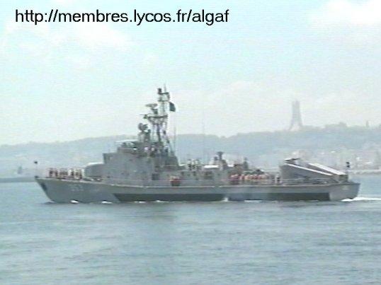 القوات البحرية الجزائرية Djebel13