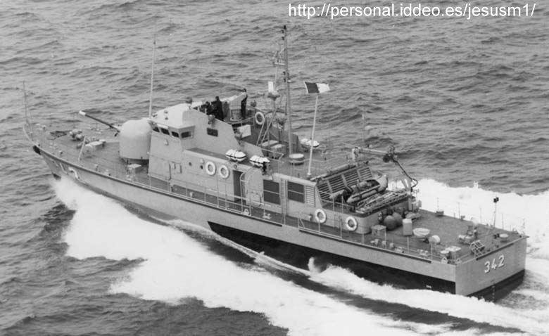 القوات البحرية الجزائرية - صفحة 2 Kebir010