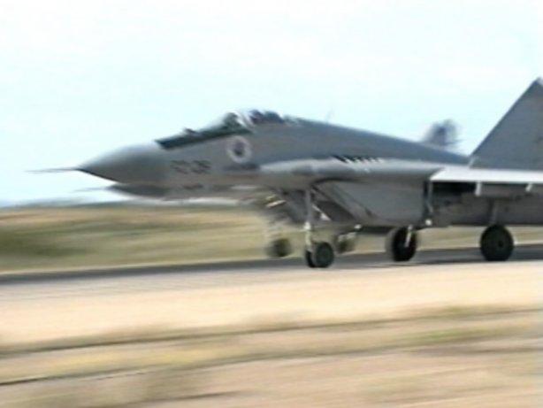 الطائرة المقاتلة الاعتراضية ميغ-29 فالكرم MIG-29 Fulcrum Mig29012