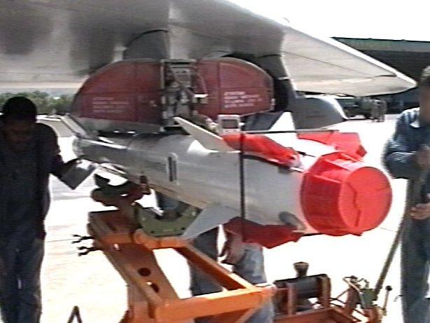 الطائرة المقاتلة الاعتراضية ميغ-29 فالكرم MIG-29 Fulcrum Mig29015