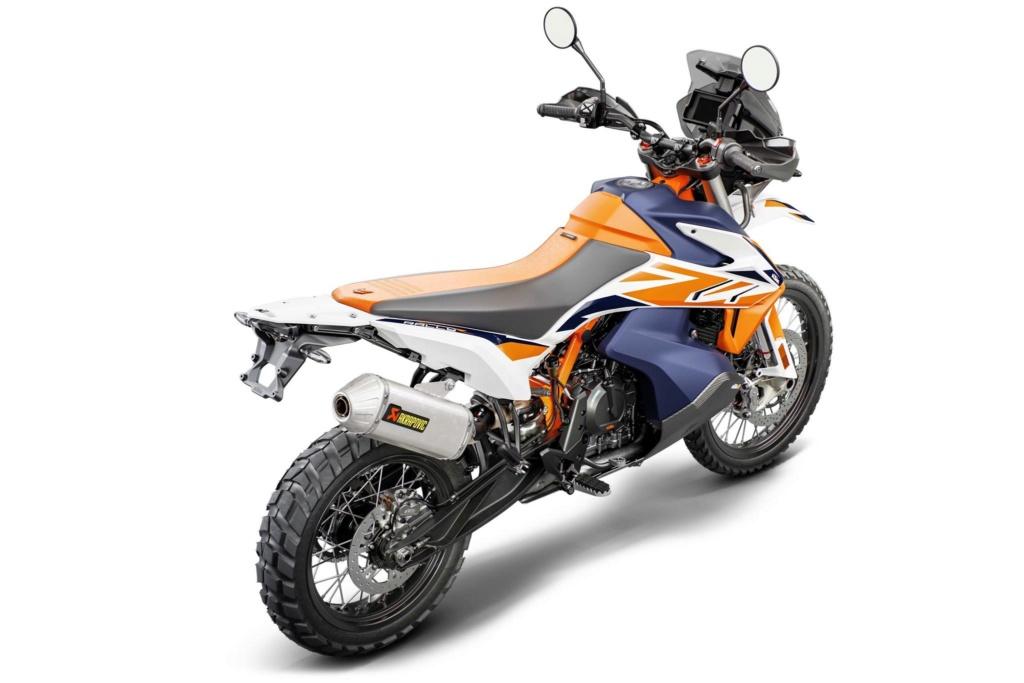 ·  KTM dévoile sa nouvelle 790 ADVENTURE R RALLY  64571410