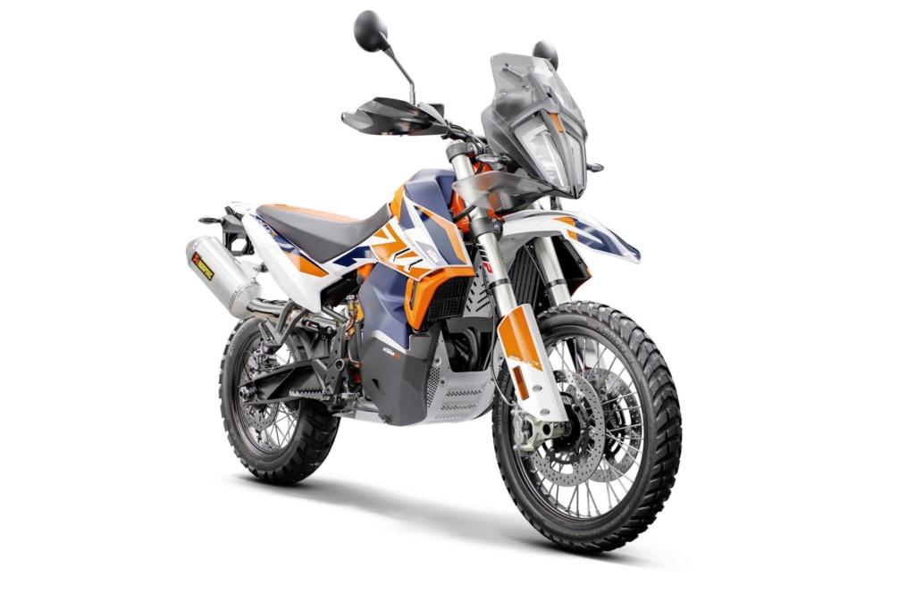 ·  KTM dévoile sa nouvelle 790 ADVENTURE R RALLY  64761510