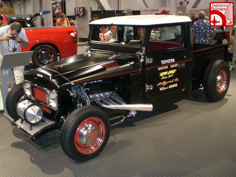 Galerie photos PICK UP  2WD & 4WD Sema2010