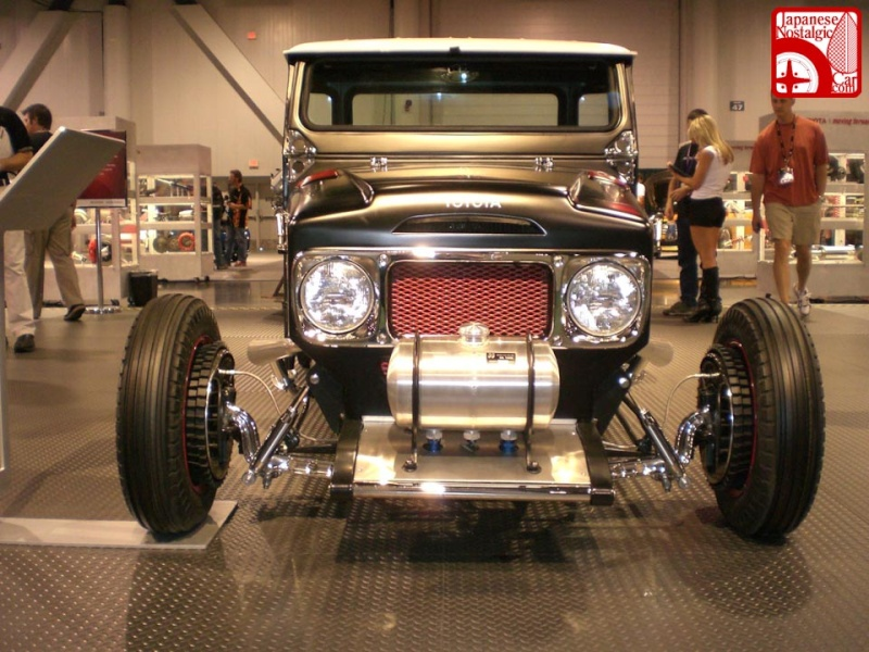 Galerie photos PICK UP  2WD & 4WD Sema2011