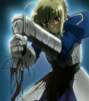 Fate Stay Night Fate10
