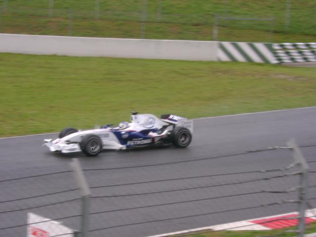 F1 saison 2007 : La BMW Sauber F1.07 F1_bar10