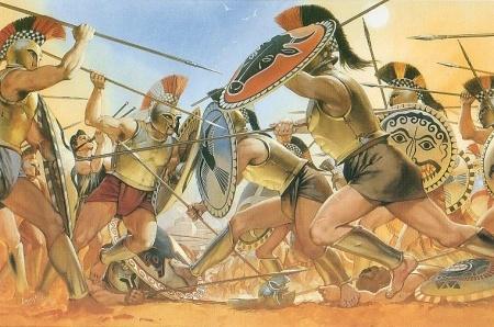 Bienvenue dans l'Antiquité mythologique