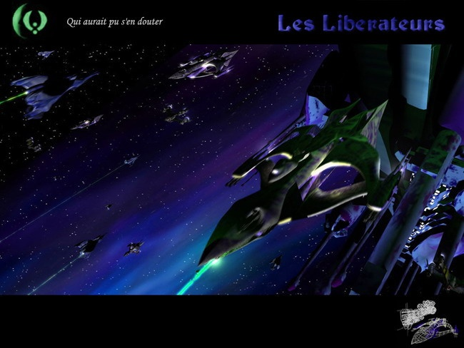 les liberateurs univers 51
