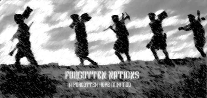 A Forgotten Hope Mini-Mod