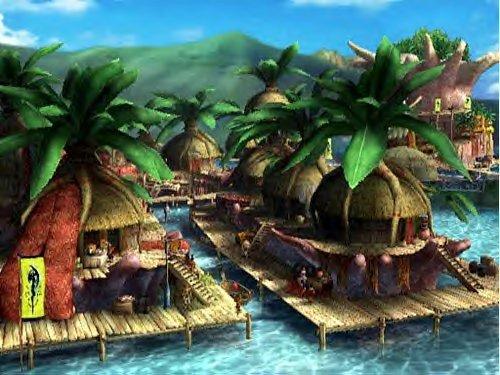 Nyuh's Village = vive le rp =p
