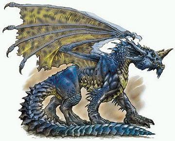 Les Hauts Dragons Bleus