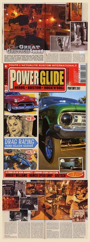 POWERGLIDE MAGAZINE - printemps 2007 Powerg10
