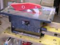 fabrication d'un coffret pour revolver 0110