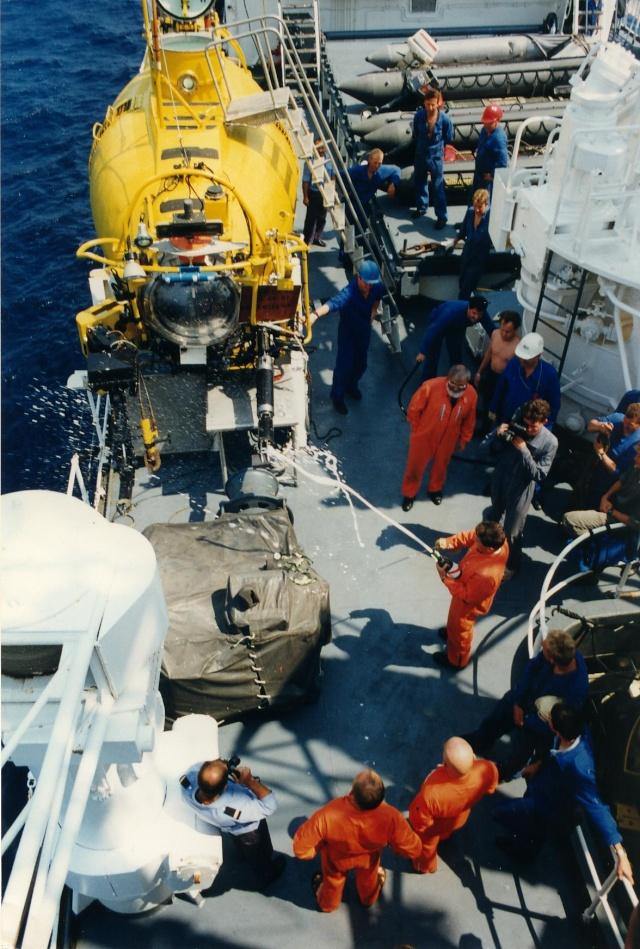 [Plongeurs démineurs] GISMER (Groupe d'Intervention Sous la Mer) 210
