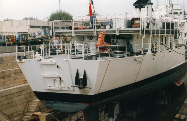 [Plongeurs démineurs] GISMER (Groupe d'Intervention Sous la Mer) 610