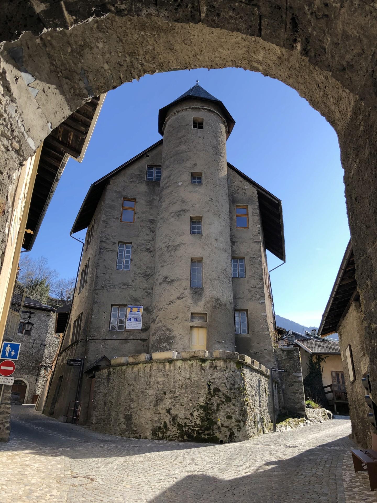 Petites balades en Rhône-Alpes - Page 2 Confla15
