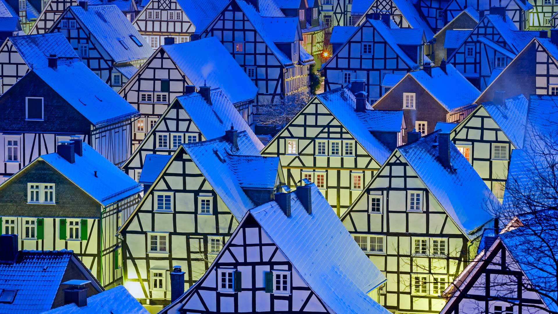 Fonds d'écran de Bing.com géolocalisés Freude10