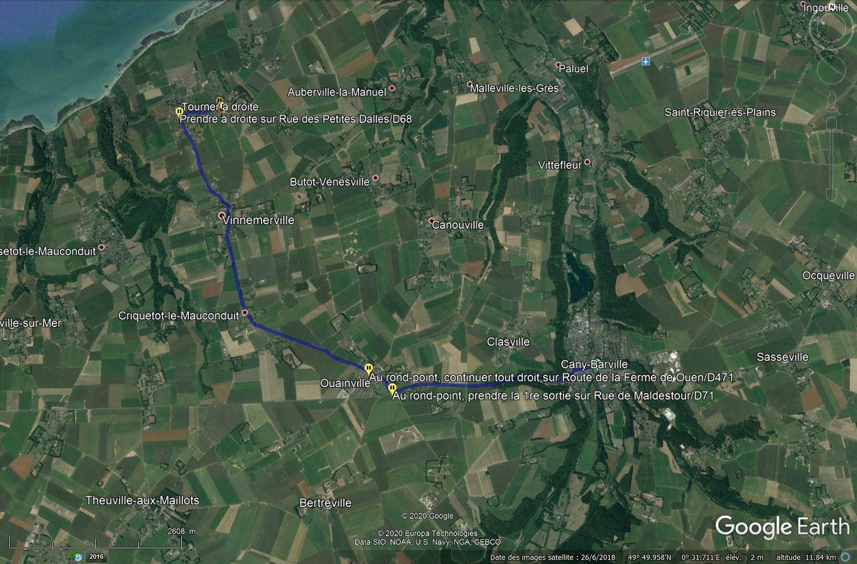 [résolu] Images d'archives dans Google Earth Tsge1105