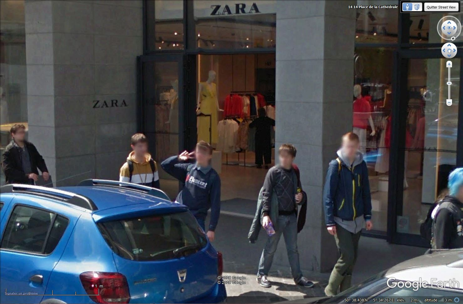 STREET VIEW : un coucou à la Google car  - Page 53 Tsge1283