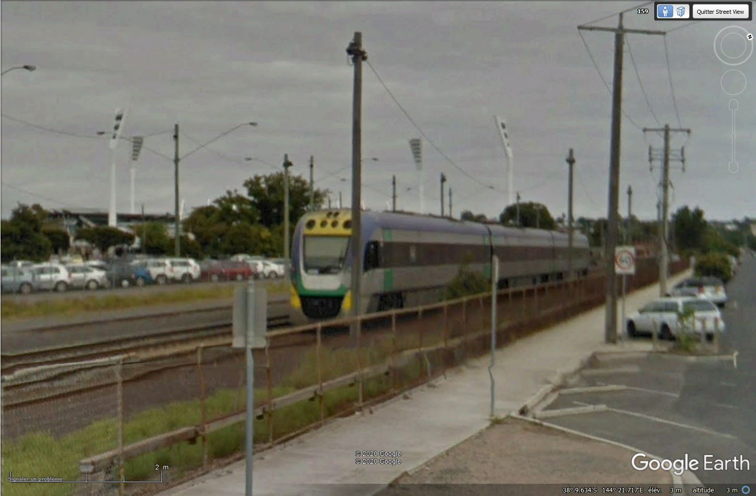STREET VIEW : LA VIE DU RAIL EN AUSTRALIE - Page 4 Tsge1344