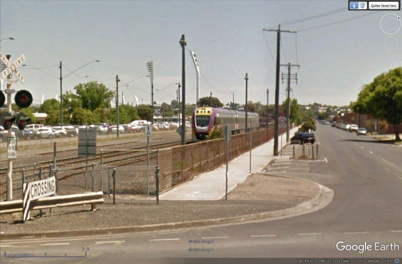 STREET VIEW : LA VIE DU RAIL EN AUSTRALIE - Page 4 Tsge1346