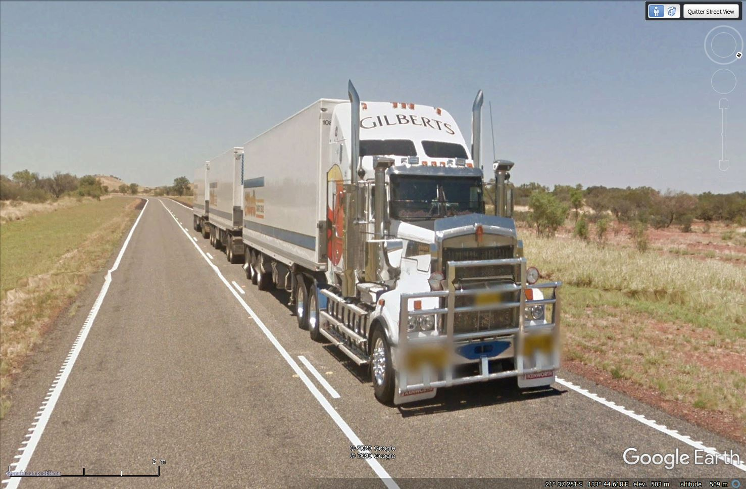 Camions australiens (road trains) - Page 6 Tsge1350