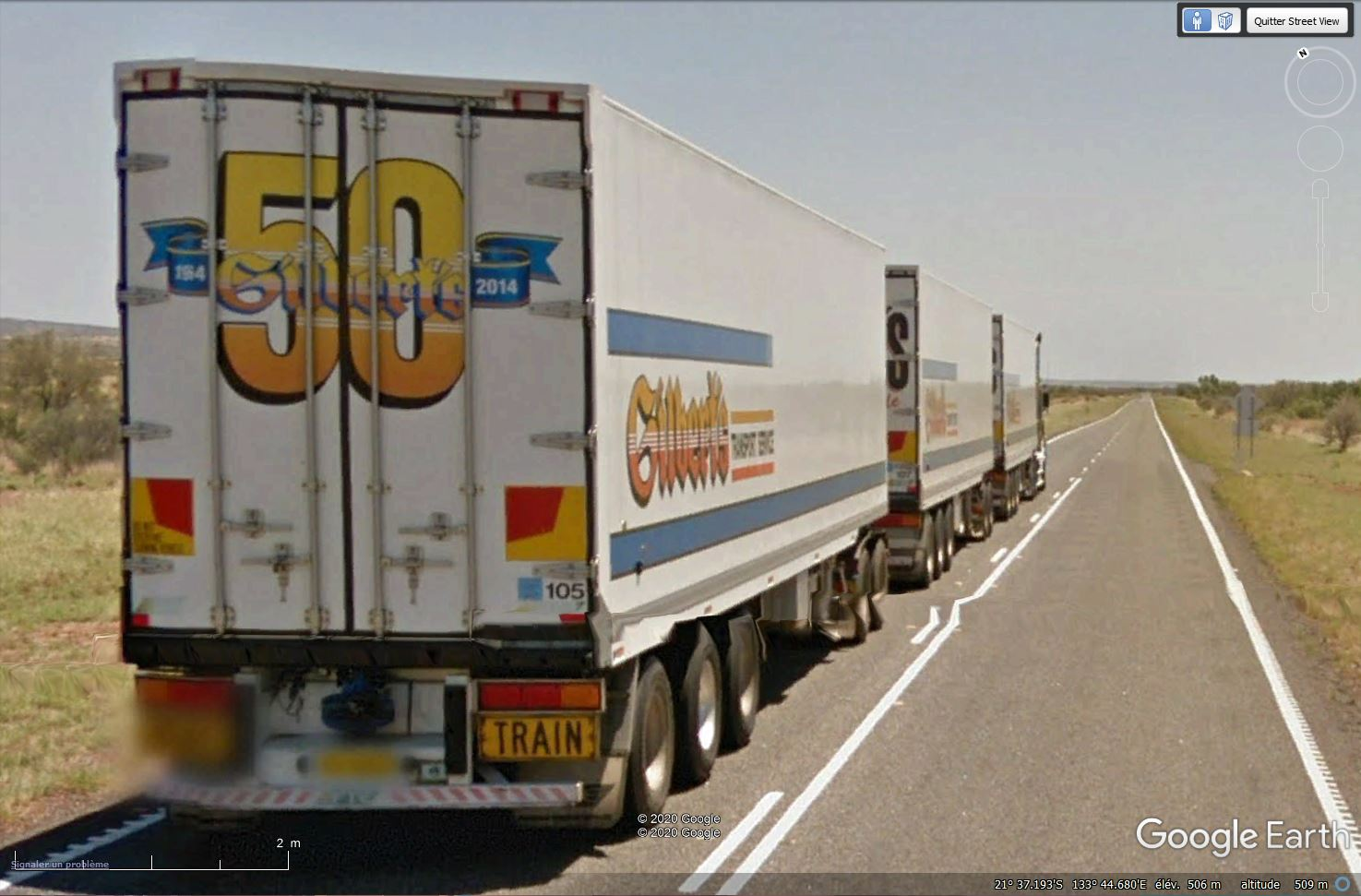 Camions australiens (road trains) - Page 6 Tsge1352