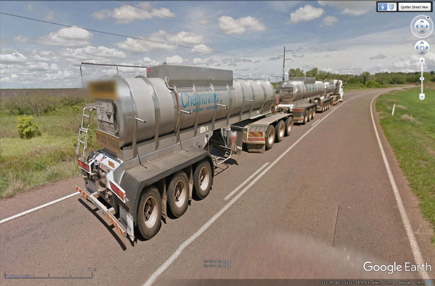 Camions australiens (road trains) - Page 6 Tsge1364