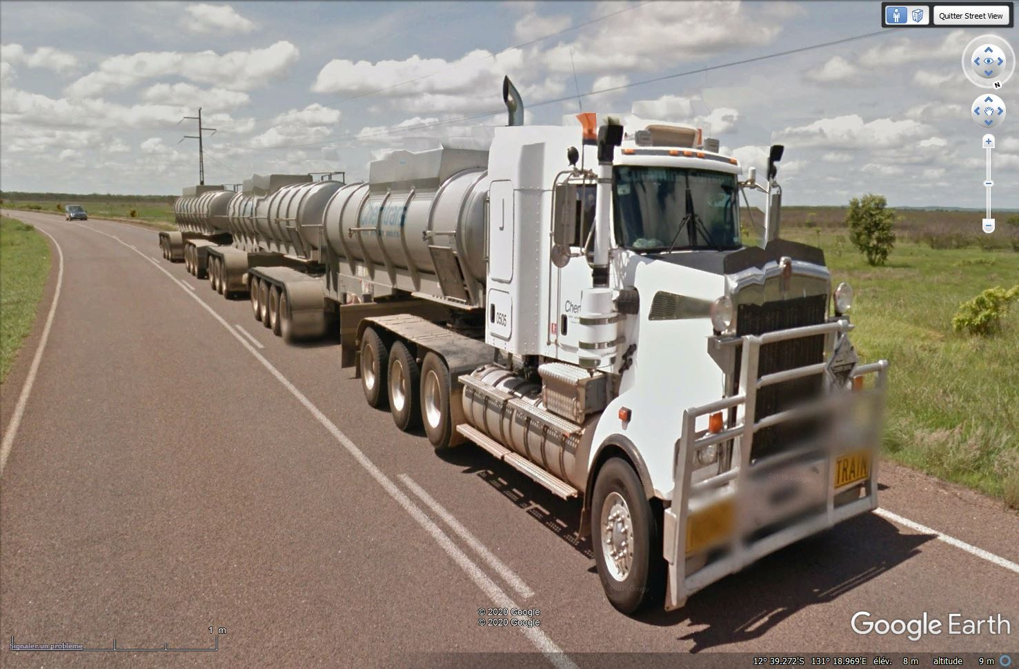 Camions australiens (road trains) - Page 6 Tsge1366