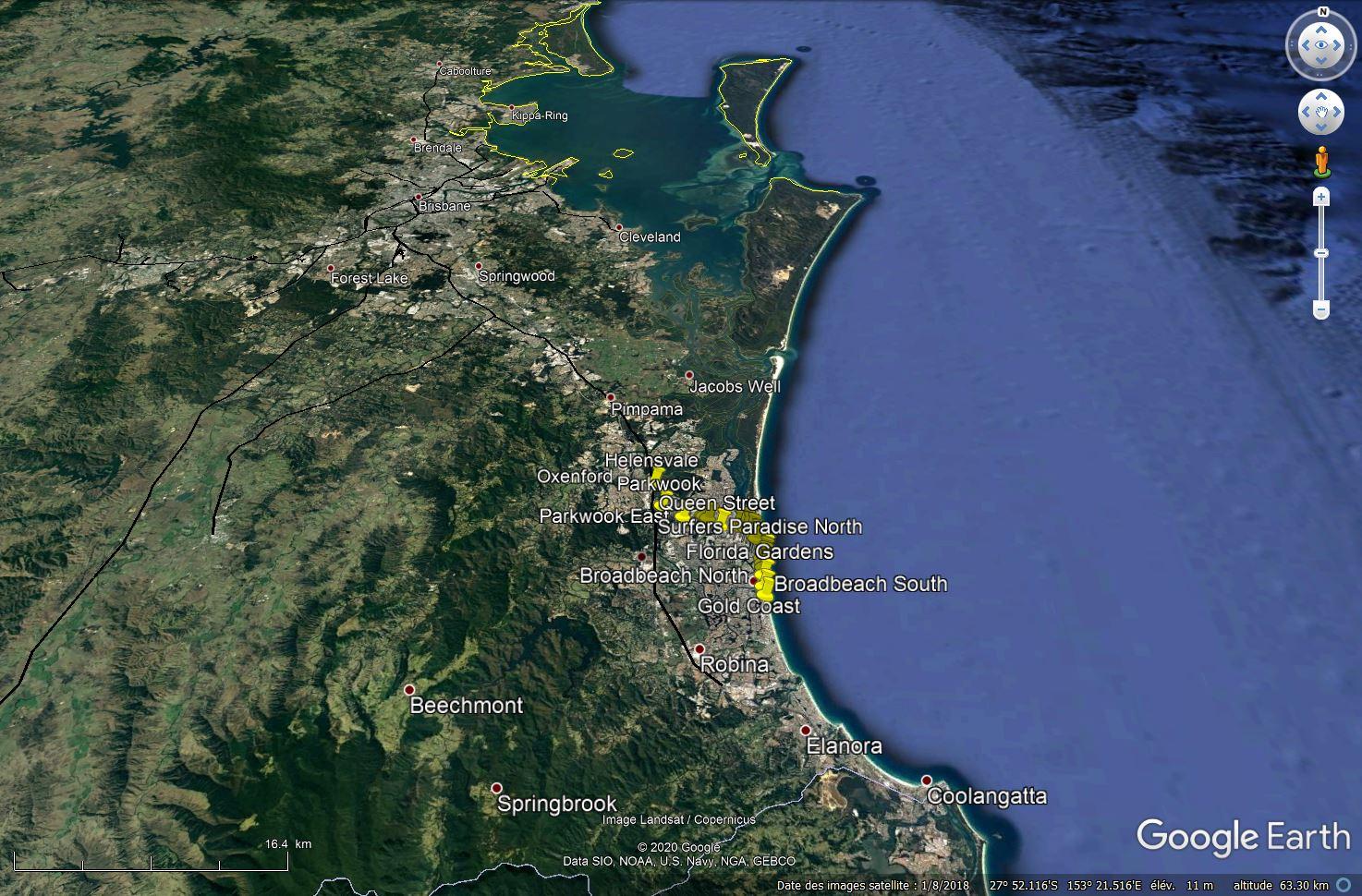 RideTheG - Le direct pour les plages de la Gold Coast Tsge1383