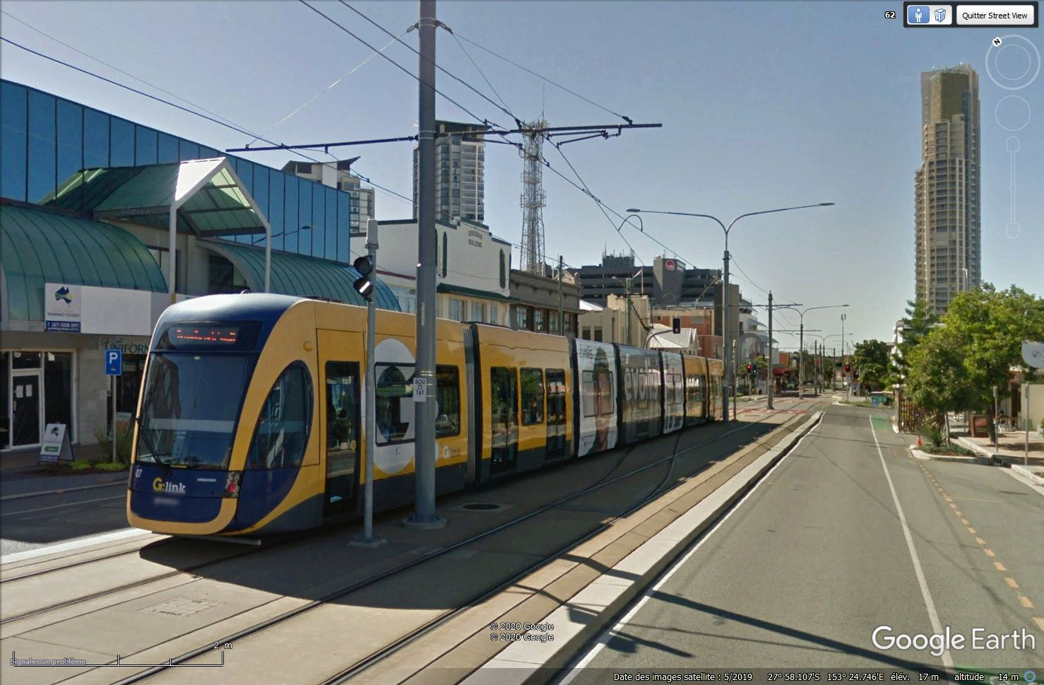 STREET VIEW : les tramways en action - Page 4 Tsge1419