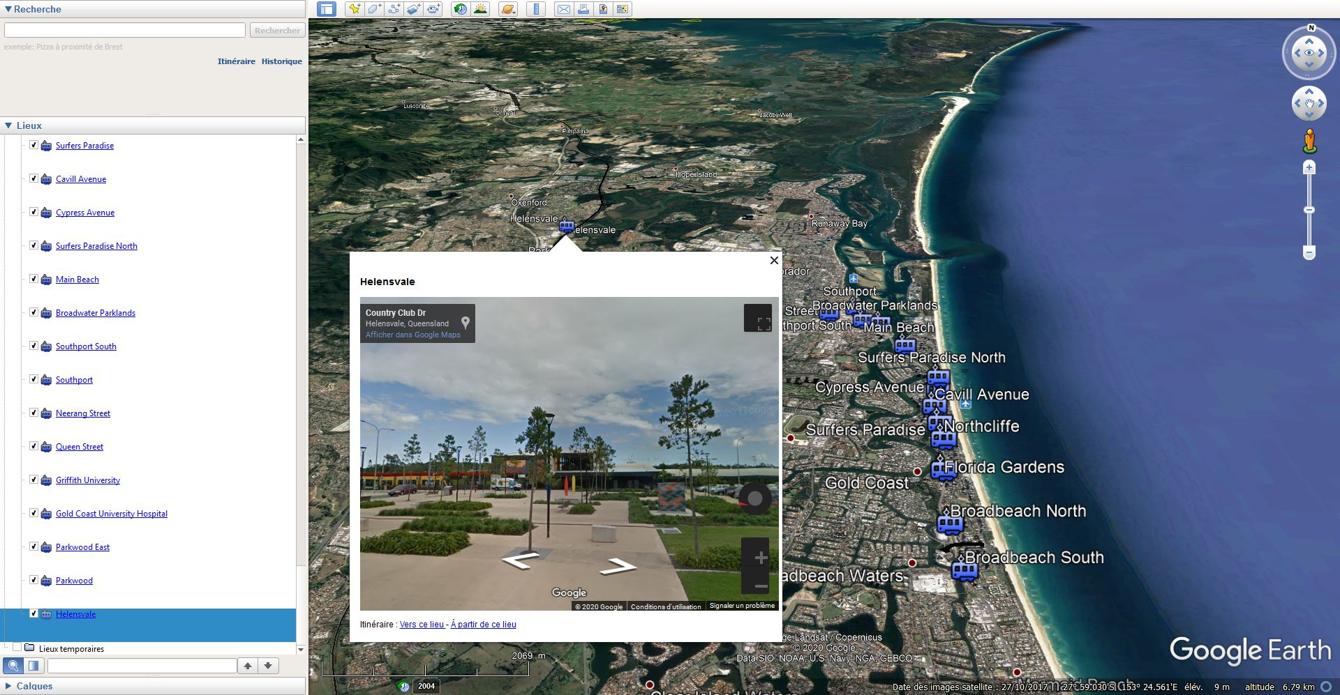 RideTheG - Le direct pour les plages de la Gold Coast Tsge1490